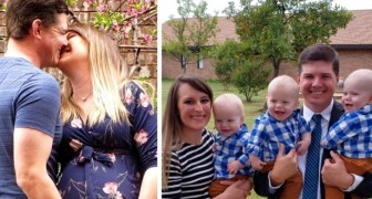 She longs to have a child but went through menopause at 30: she eventually gives birth to triplets