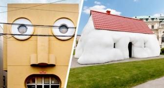 15 edificios totalmente absurdos que han sido construidos desafiando cada lógica conocida