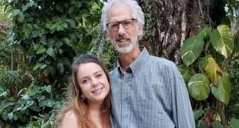 Ragazza di 22 anni sposa un uomo di 63 anni: abbiamo imparato a convivere con le critiche