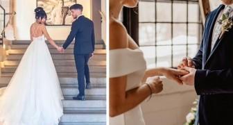 Cette fille a mis en scène son mariage pour rendre son ex jaloux et se venger