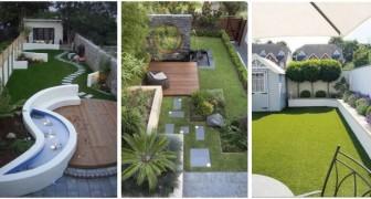 Petit jardin ? Rendez-le merveilleux avec ces charmantes idées design