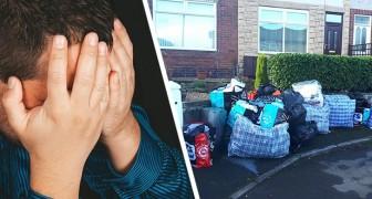 Il n'a pas reçu le loyer depuis des mois et jette toutes les affaires du locataire dans la rue : le juge lui donne tort et lui inflige une amende