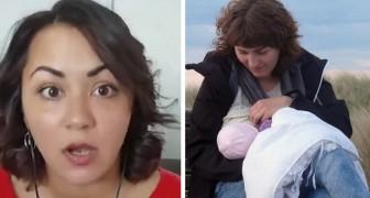 Eine Mutter wird angegriffen, weil sie ihr Kind an einem öffentlichen Ort gestillt hat: Ihre Schilderung regt zum Nachdenken an