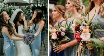 Una dama de honor rechaza la invitación a la boda después que la novia le pide pasar de un talle 44 a un 40
