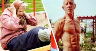 Grands-parents à contre-courant : 16 seniors énergiques qui ne ressentent pas du tout le poids de leur âge