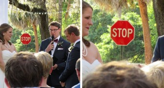 17 photos de mariage mémorables où l'arrière-plan a volé la vedette aux mariés