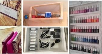 Fare ordine in casa: gli oggetti utili e indispensabili per mettere a posto tutto