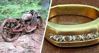 19 trésors incroyables découverts au détecteur de métaux qui ont catapulté ces personnes dans le passé