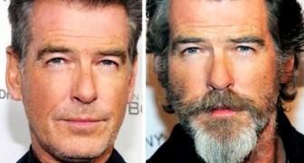 17 beroemde acteurs bewijzen hoe een baard het uiterlijk van een man aanzienlijk kan veranderen