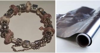 Pandora mais pas seulement : découvrez comment faire briller de nouveau un bracelet en argent