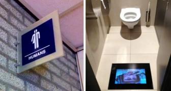 Moderne öffentliche Toiletten: 16 geniale Lösungen, die überall eingeführt werden sollten