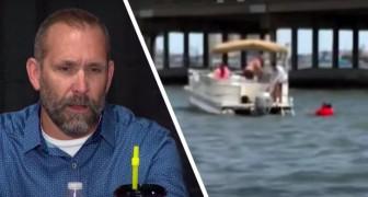 Si tuffa nel fiume per salvare la vita ad una bambina che era caduta dal ponte: un gesto da vero eroe