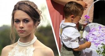 Braut wirft Schwester aus der Hochzeit, weil Neffe sich daneben benommen hat
