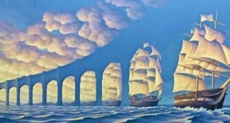 Ein Bild, zwei verschiedene Szenen: 15 optische Täuschungen, in denen Realität und Fantasie verschmelzen