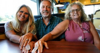 A solo dos días después de la boda, una mujer le dona un riñón a la ex mujer de su nuevo esposo
