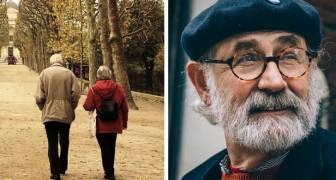 Mit 93 Jahren will er sich von seiner Frau scheiden lassen, um ein neues Leben zu beginnen