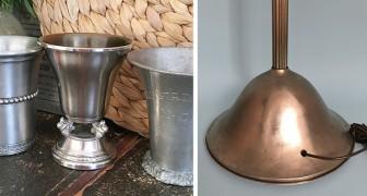 3 metodi semplici ed efficaci per invecchiare gli oggetti in metallo