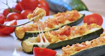 Courgettes façon caprese : émerveillez vos invités avec une recette facile, rapide et savoureuse
