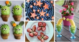 Apportez de la joie sur la table en présentant des fruits et des entrées d'une manière spectaculaire