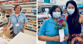 Cashier spends her last $20 to help a penniless customer: I knew it was the right thing to do