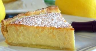 Gâteau de ricotta avec 3 ingrédients seulement : découvrez comment préparer ce gâteau simple mais savoureux