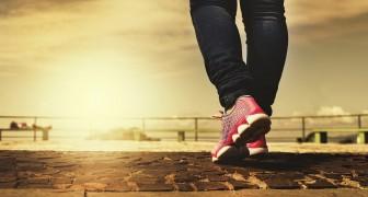 Gehen ist gut für Geist und Körper: 5 Gründe, warum Sie diese Gewohnheit annehmen sollten