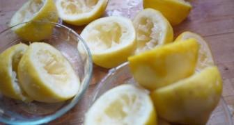 Limoni spremuti: scopri come usarli in tante faccende di casa evitando gli sprechi
