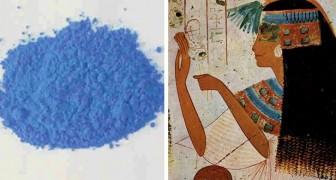 Blu egiziano: il primo pigmento sintetico prodotto nella storia e poi dimenticato