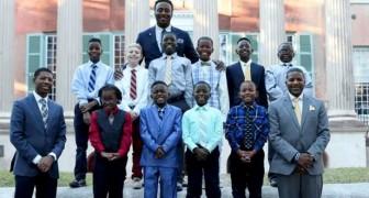 Insegnante si prende cura di 60 alunni senza genitori per evitare che si sentano abbandonati