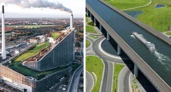 17 ongelooflijke infrastructuren die een prijs verdienen voor bruikbaarheid en originaliteit