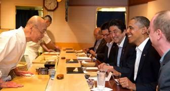 No Japão existe um restaurante legendário de sushi que custa 15 euros por minuto