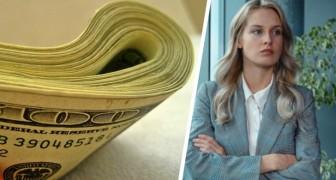 Er will seiner Exfrau einen Teil seines im Lotto gewonnenen Geldes geben, aber seine aktuelle Freundin droht, ihn zu verlassen