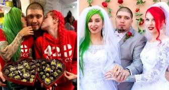 Il épouse les deux femmes dont il est amoureux et espère maintenant qu'elles tombent enceintes en même temps