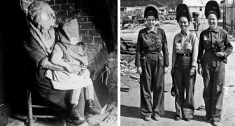 19 historische foto's laten zien hoeveel de wereld is veranderd - en hoe het hetzelfde is gebleven