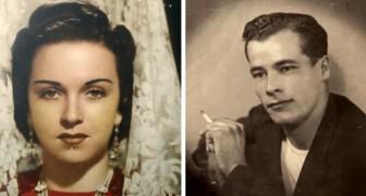 18 Vintage-Fotos zeigen, wie unsere Großeltern wie Schauspieler von damals aussahen