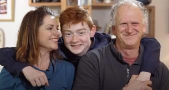 Ce garçon de 11 ans a été rejeté par 15 familles différentes, mais il a enfin trouvé une vraie famille