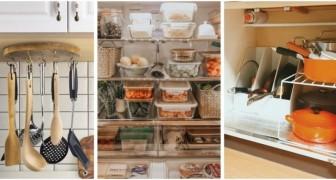 Addio cucina in disordine: scopri gli articoli giusti e i progetti fai-da-te per viverla meglio