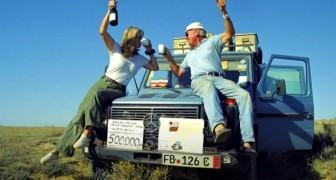 L'incredibile giro del mondo di marito e moglie: in 26 anni hanno visitato 177 paesi
