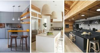 Cucine moderne: lasciati ispirare da tanti design diversi e affascinanti