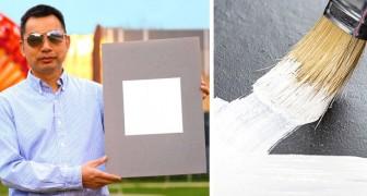 Un team di scienziati crea la vernice più bianca al mondo: può combattere il riscaldamento globale