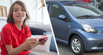 A 7-year-old boy accidentally spends 1500 euros on a game on his mobile phone and his father is forced to sell his car