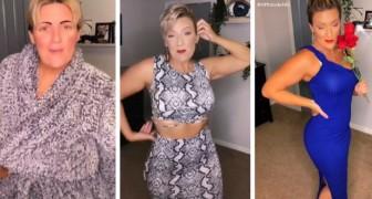 Donna di 40 anni ricoperta di critiche sul web perché si veste in modo troppo giovanile