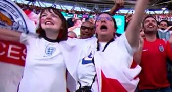 Si finge malata per andare a vedere la partita degli Europei: il capo la vede in tv e la licenzia