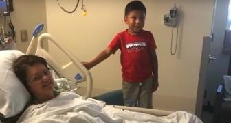 Un niño de 6 años le salva la vida a su maestra durante una lección