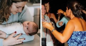 Da a luz un niño sin darse cuenta que estaba embarazada de meses: ¡No sabía que estaba encinta!