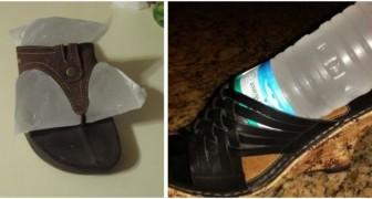 Vous ne pouvez pas porter des sandales trop serrées ? Nous vous révélons quelques remèdes DIY pour les élargir