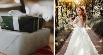 Die Braut verlangt, dass die Gäste mindestens 400 Dollar für ihr Hochzeitsgeschenk ausgeben