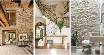 Interni in pietra naturale: lasciati ispirare da arredi da sogno per una casa moderna ed elegante