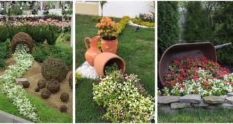 Fleurs versées sur le sol : laissez-vous séduire par ces décorations toujours fascinantes