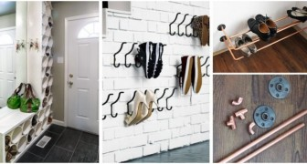 Stop ai mucchi di scarpe su pavimento: fai ordine con queste brillanti scarpiere dal design accattivante
